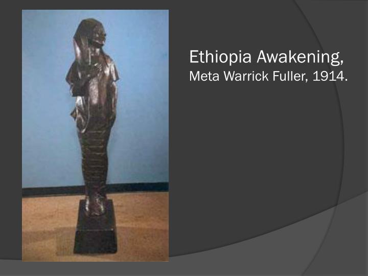 Ethiopia Awakening