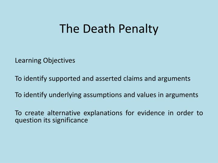 why death penalty is good essay 5 prompts for writing death penalty essays the death penalty is a topic of great discussion and deliberation, and has been for decades it's because of the great controversy attached to this topic that teachers often assign it for their students to write.