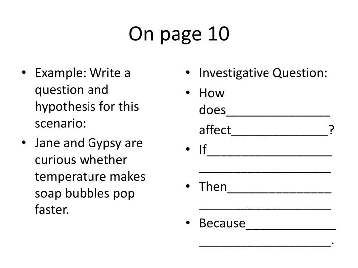 On page 10