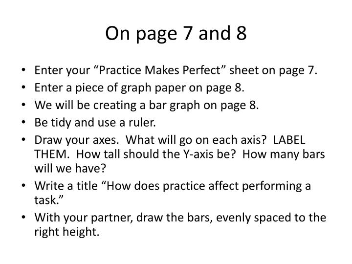 On page 7 and 8