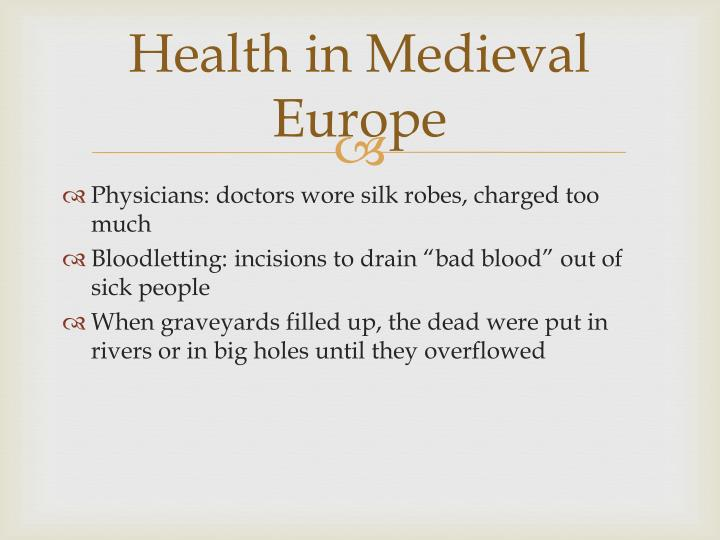 PPT - Life in Medieval Europe PowerPoint Presentation - ID:1939076