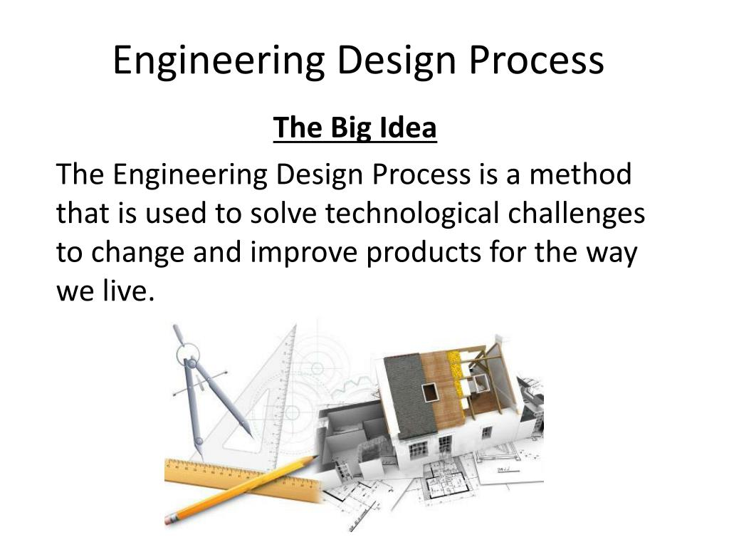 Ppt Engineering Design Process Powerpoint Presentation Free Download Id 1939273
