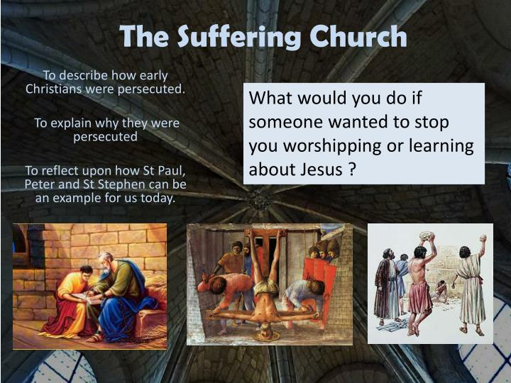 the suffering church