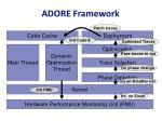 adore framework