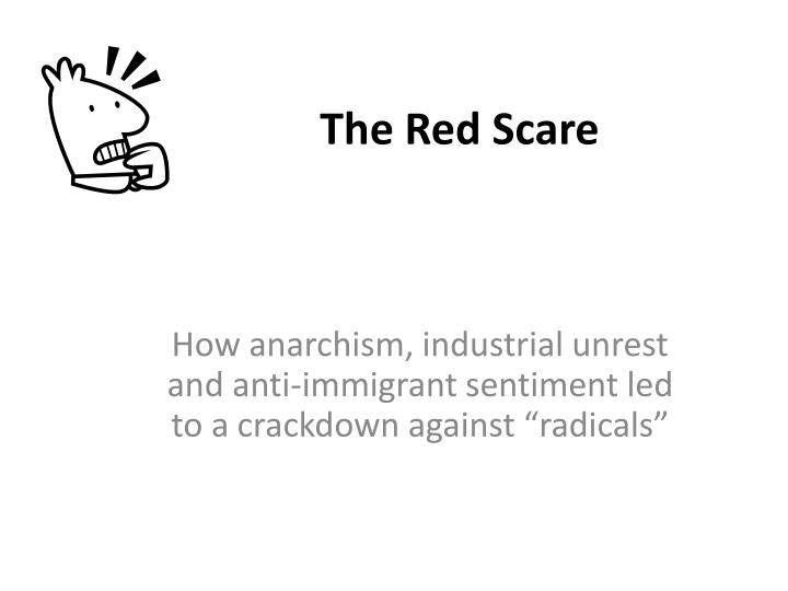 an analysis of the causes and effects of the red scare There are several unfavorable effects of scar tissue formation following surgery according to the us national library of medicine and the national institutes of health or nih, the body puts down scar tissue after an injury or surgery as a way to heal its wounds.