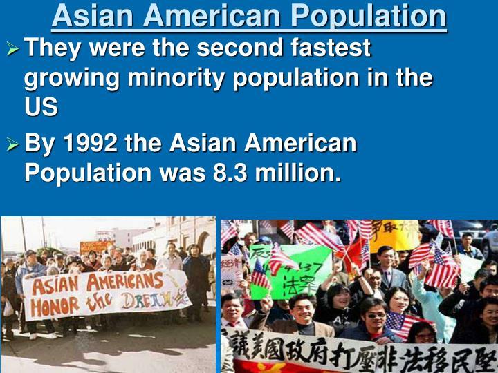 Asian American Population