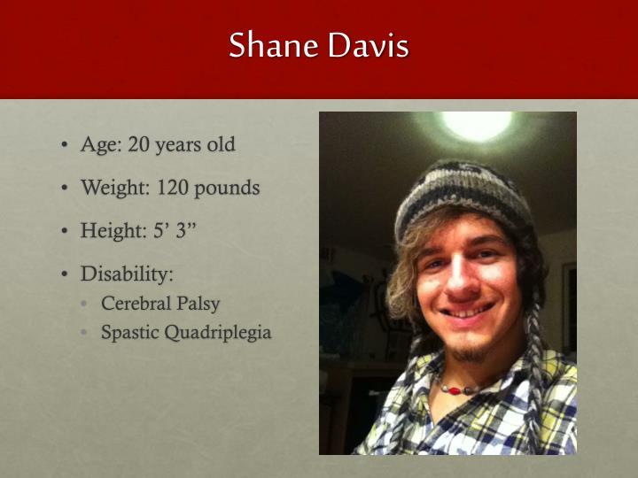 Shane davis