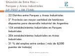 situaci n de entre r os parques y areas industriales lp 7957 y dr 7358