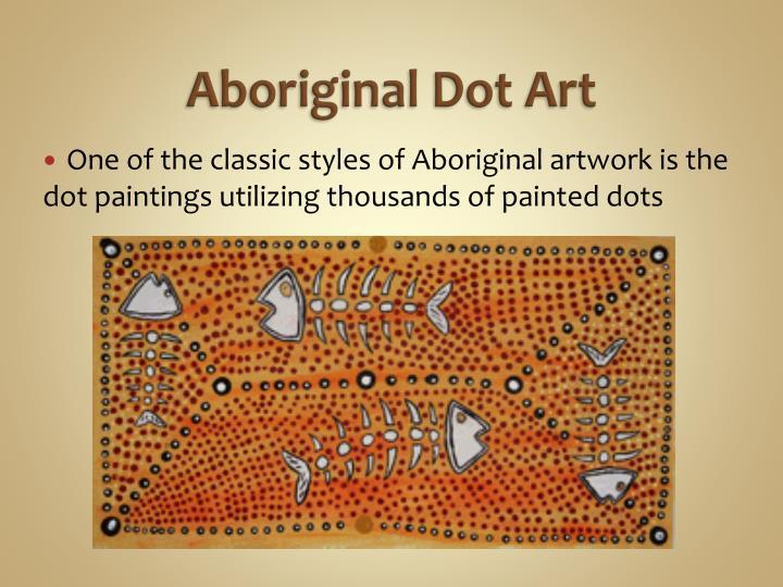 Aboriginal Dot Art