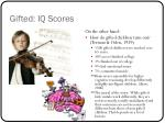 gifted iq scores1