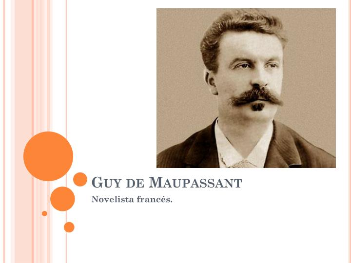 analysis of guy de maupassant the jewelry Guy de maupassant 's the necklace essay, research paper i believe that mathilde is materialistic and selfish she took away happiness both from herself she was unable to stop at a dress though: she needed to have jewelry it could't be just any jewelry either, it had to be a diamond necklace.