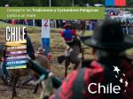 compartir las tradiciones y costumbres patagonas junto a un mate