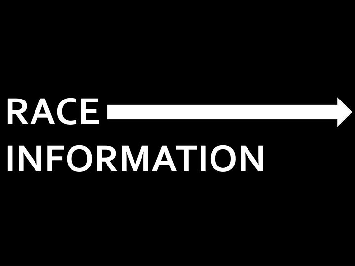 RACE INFORMATION