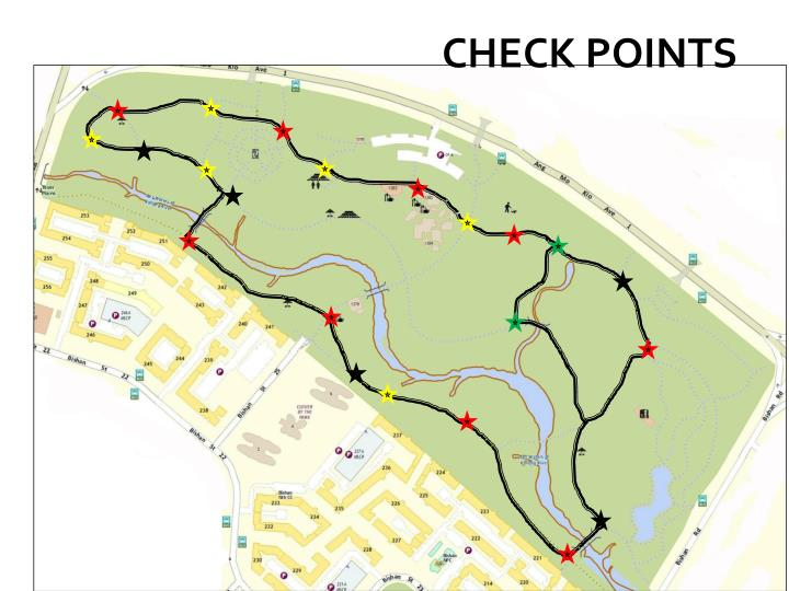 CHECK POINTS