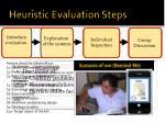 heuristic evaluation steps