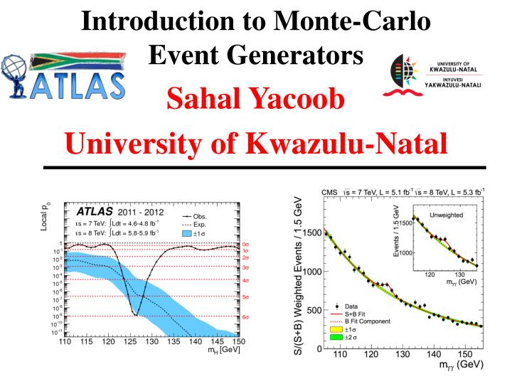 Introduction to monte carlo event generators