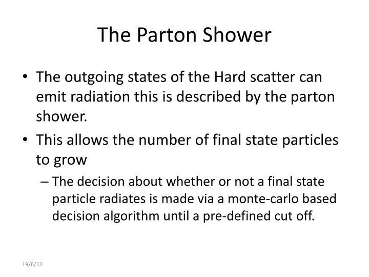 The Parton Shower