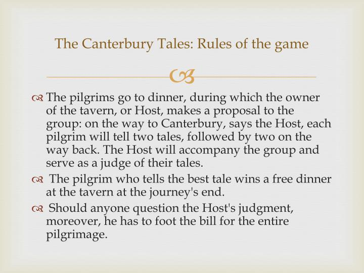 a canterbury presentation Introduction to canterbury tales - download as powerpoint presentation (ppt), pdf file (pdf), text file (txt) or view presentation slides online introduction to canterbury tales.