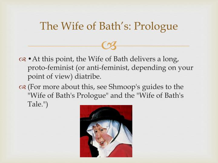 the resemblances in the wife of baths prologue and the canterbury tales Prologue le plus grand  cuvier most of the essays comprised in the present volume have been written during the last six or seven years,.