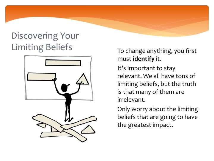 Discovering Your Limiting Beliefs