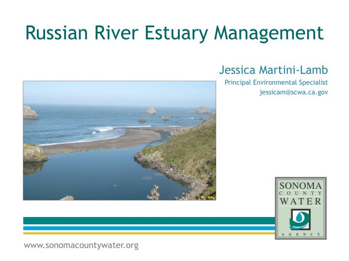 russian river estuary management n.