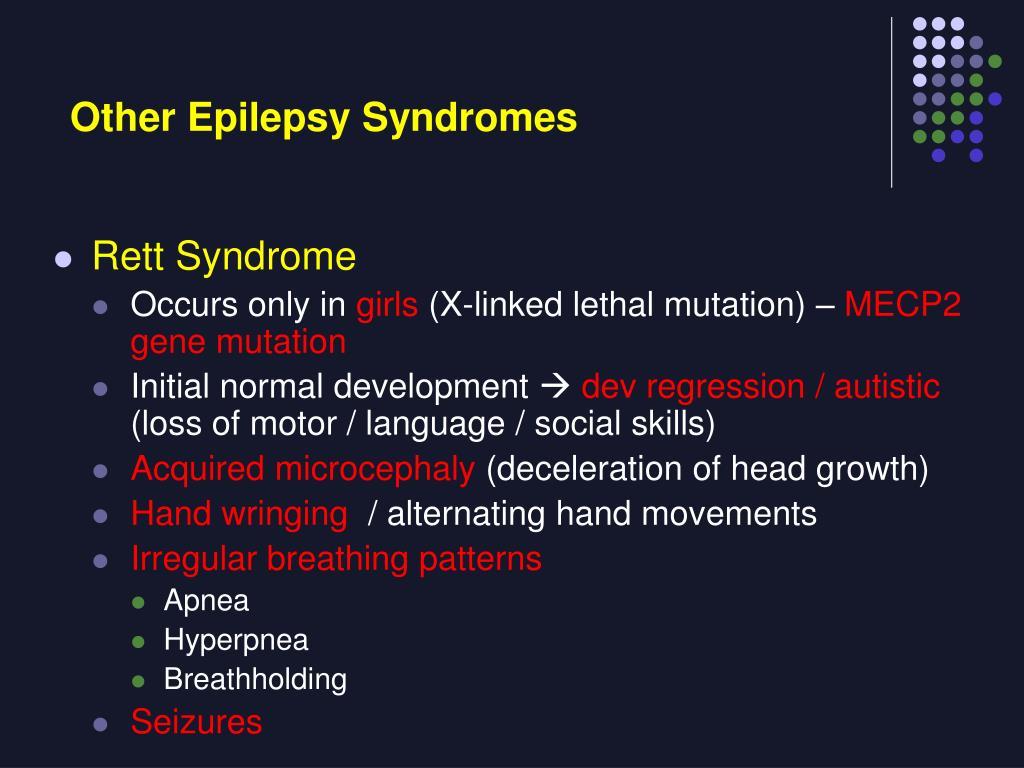 PPT - Pediatric Neurology Review PowerPoint Presentation ...