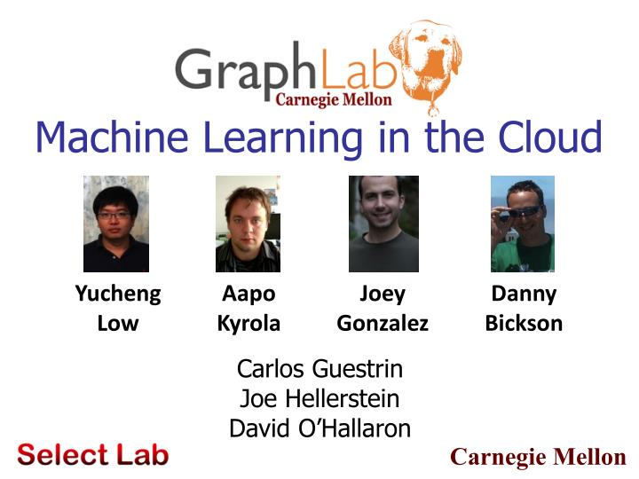 machine learning in the cloud n.