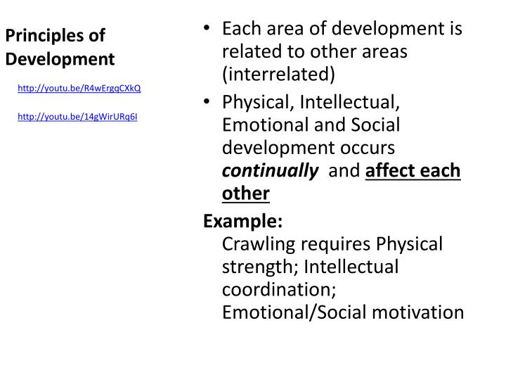 what is physical intellectual emotional and social development