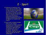 2 sport