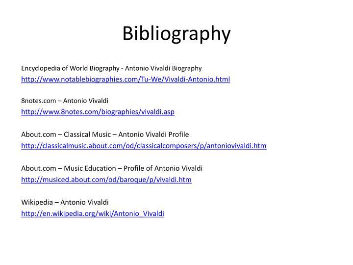 Ppt Antonio Vivaldi Powerpoint Presentation Id 1949800
