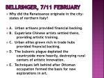 bellringer 7 11 february