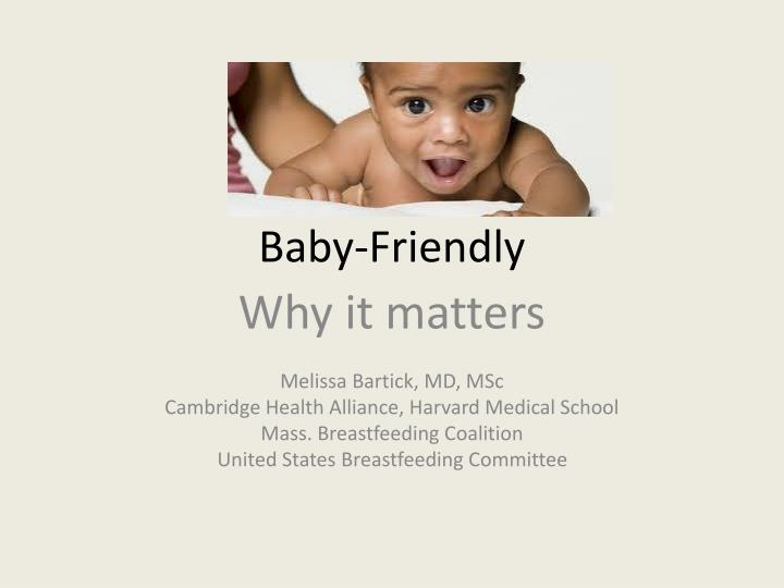 Baby-Friendly