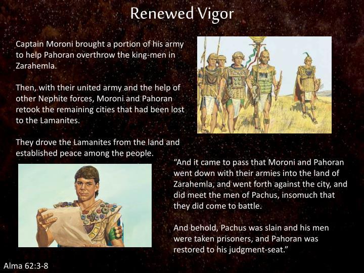 Renewed Vigor