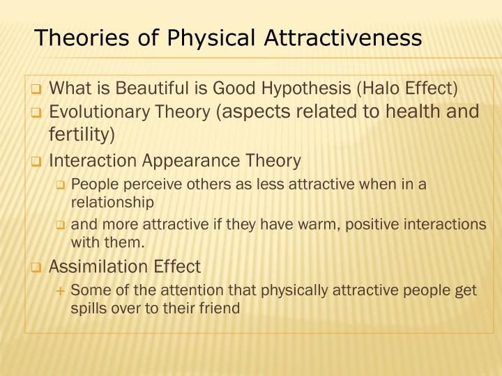 interaction appearance theory