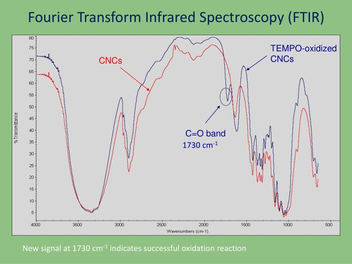 fourier transform infrared spectroscopy essay