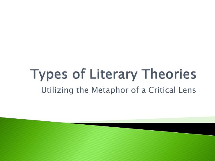 an analysis of the theory of metaphoric criticism defined by aristotle Rhetorical criticism of cross william jennings bryan cross of gold speech lets begin by analyzing and explaining the theory of metaphoric criticism.