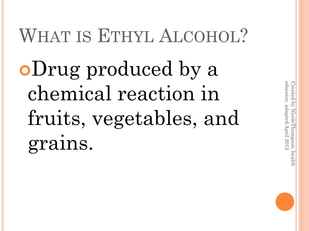 how to make an ethyl alcohol