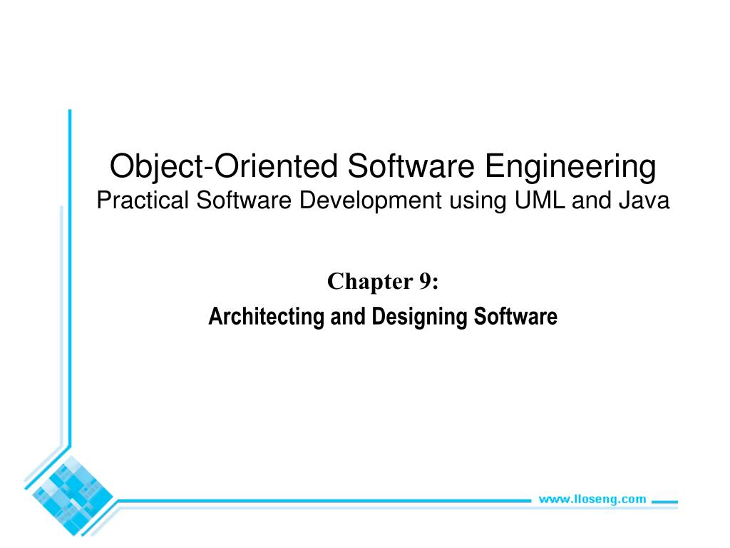 Ppt Object Oriented Software Engineering Practical Software Development Using Uml And Java Powerpoint Presentation Id 1952023