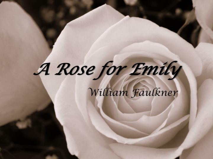 a rose for emily pictures