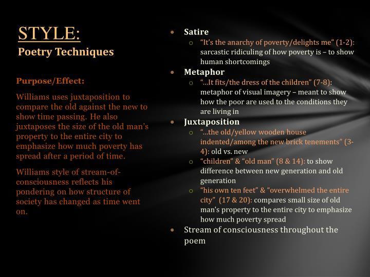 STYLE: