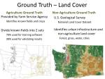 ground truth land cover