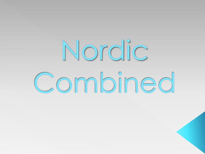 nordic combined n.