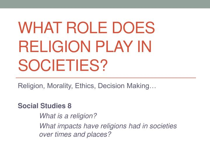 the role of food in religion Understanding the role of food in cultural and religious practice is an important part of showing respect and responding to the needs of people from a range of religious communities however, it is important to avoid assumptions about a person's culture and beliefs.