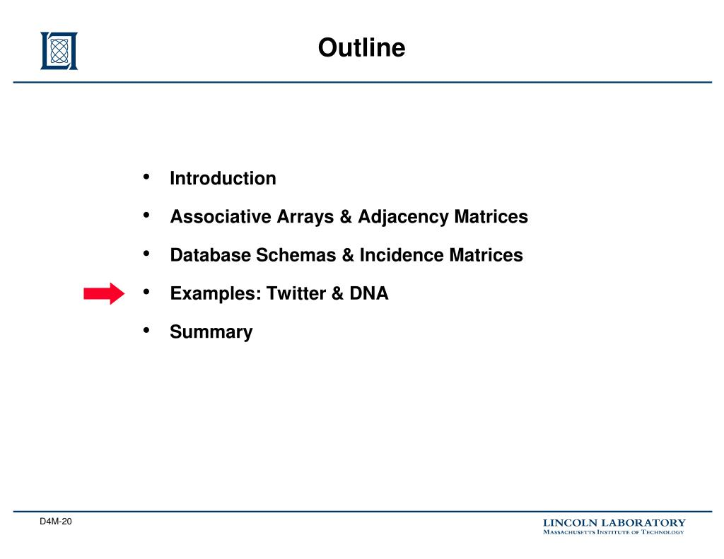 PPT - Adjacency Matrices , Incidence Matrices , Database