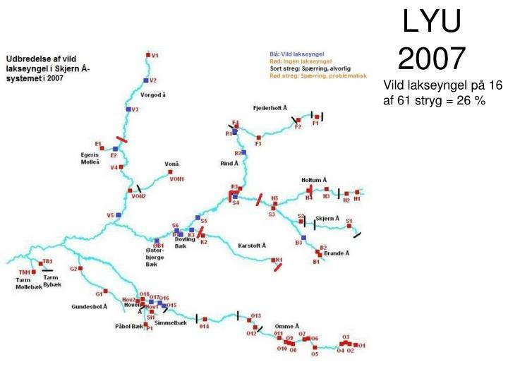 LYU 2007