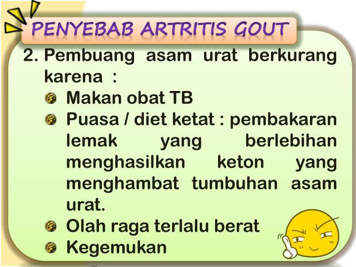 Ppt Perawatan Lansia Dengan Artritis Gout Asam Urat Powerpoint