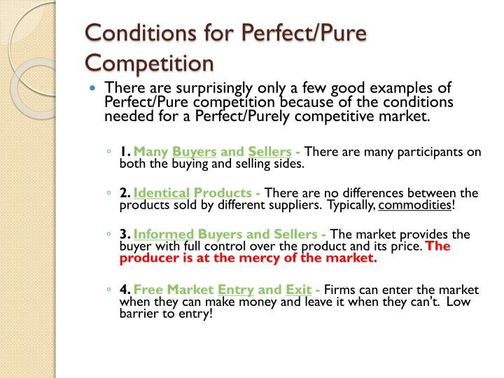 Ppt Pureperfect Competition Powerpoint Presentation Id1954921