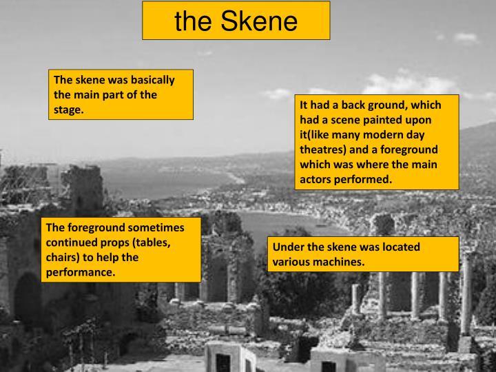 the Skene