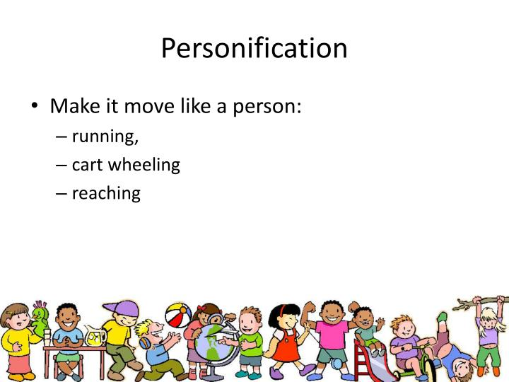 Personification1