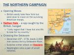 the northern campaign1